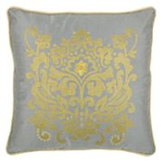 Rizzy Home Medallion Welt Throw Pillow