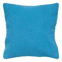 Rizzy Home Nubby Textured Throw Pillow