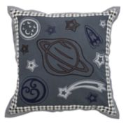 Rizzy Home Outer Space Throw Pillow