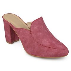 Journee Collection Trove Women's High Heel Mules