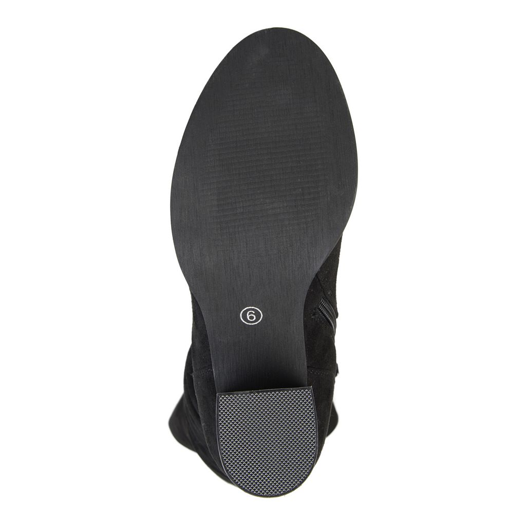 Journee Collection Kaison Women's Over-The-Knee Boots