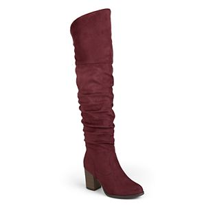Journee Collection Kaison Women's Tall Boots