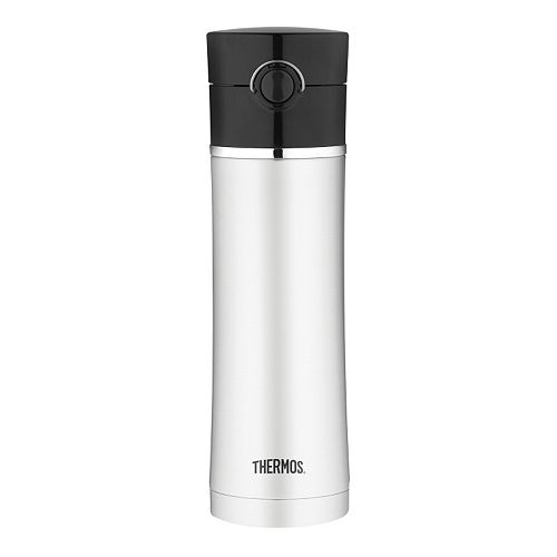 Thermos 16 Oz. Stainless Steel Travel Mug by Thermos