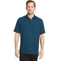Men's Van Heusen Classic-Fit Dobby Button-Down Shirt