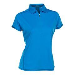 Plus Size Nancy Lopez Wicked Short Sleeve Golf Polo