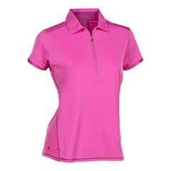 Plus Size Nancy Lopez Wicked Short Sleeve Golf Polo