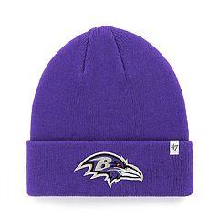 Adult '47 Brand Baltimore Ravens Cuffed Beanie