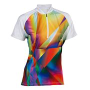 Plus Size Nancy Lopez Prism Short Sleeve Golf Polo