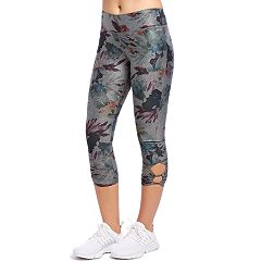 Women's Jockey Sport Wild Haven Capri Leggings
