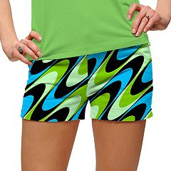Women's Loudmouth Golf Swirl Print Shorts
