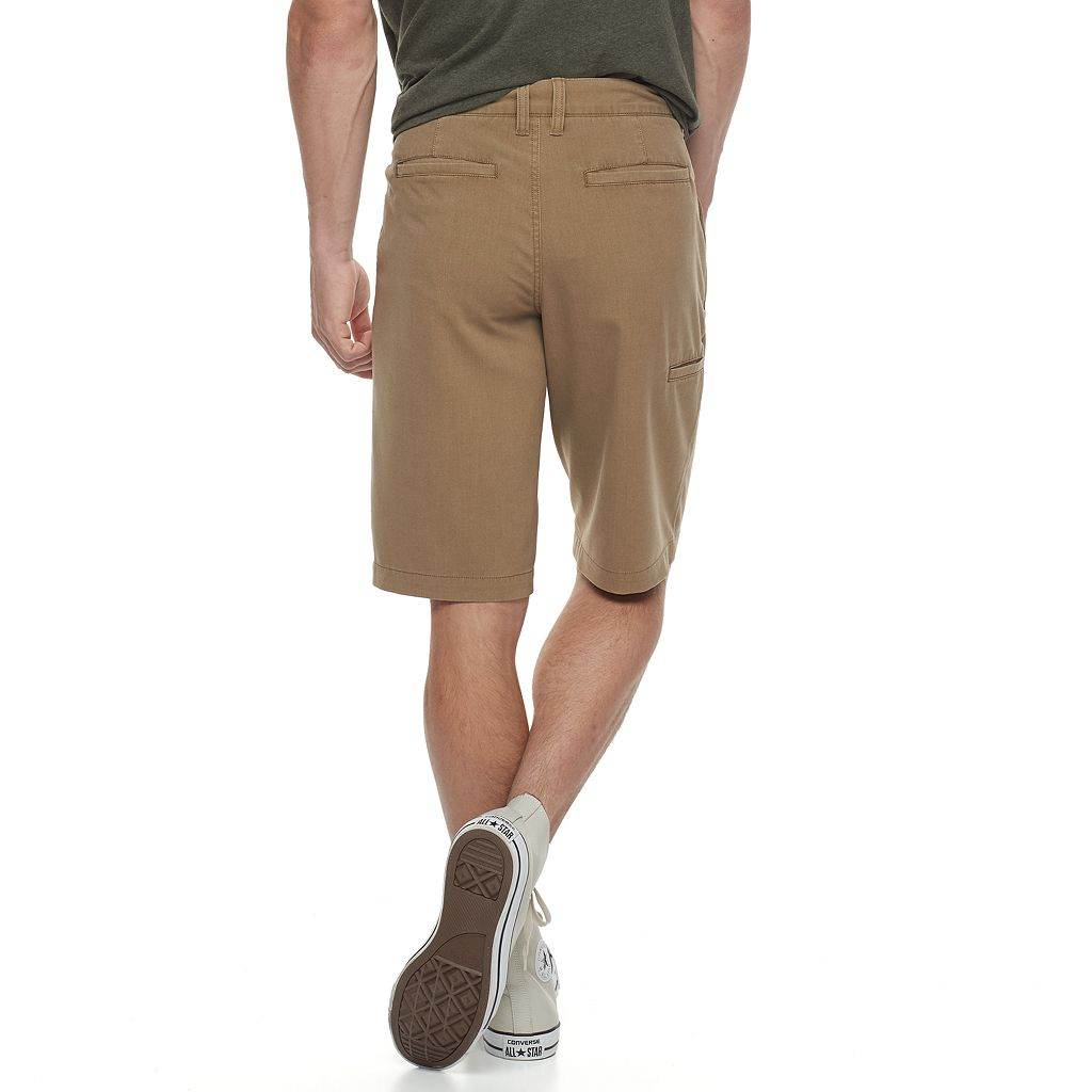 Men's Urban Pipeline® MaxFlex Stretch Flat Front Shorts