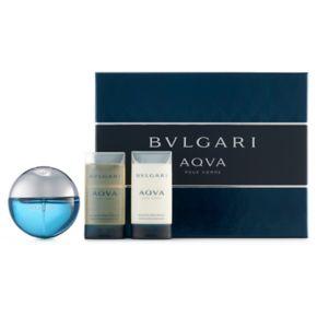 Bvlgari Aqua Pour Homme Men's Cologne Gift Set