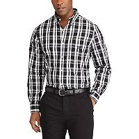 Big & Tall Chaps Classic-Fit Button-Down Shirt