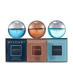 Bvlgari Minis Aqua Pour Homme Men's Cologne Gift Set