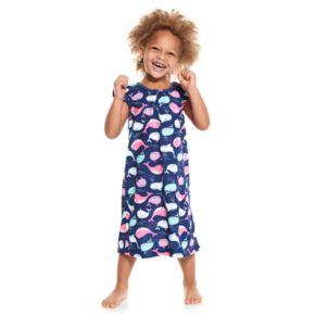 Girls 4-14 Carter's 2-pk. Night Gown Set