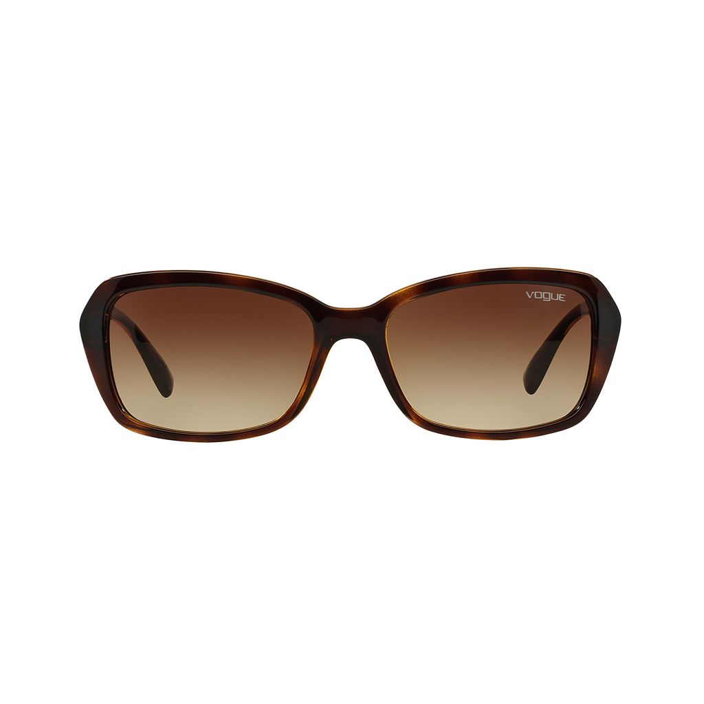 Vogue VO2964S 55mm Rectangle Gradient Sunglasses