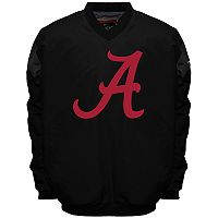 Men's Franchise Club Alabama Crimson Tide Focus Windshell Pullover