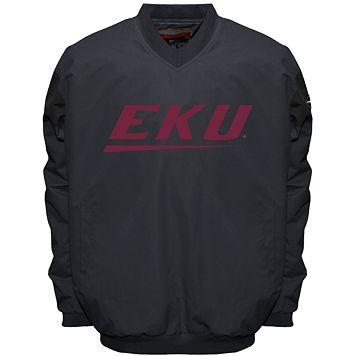 Men's Franchise Club Eastern Kentucky University Focus Windshell Pullover