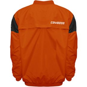 Men's Franchise Club Oklahoma State Cowboys Focus Windshell Pullover