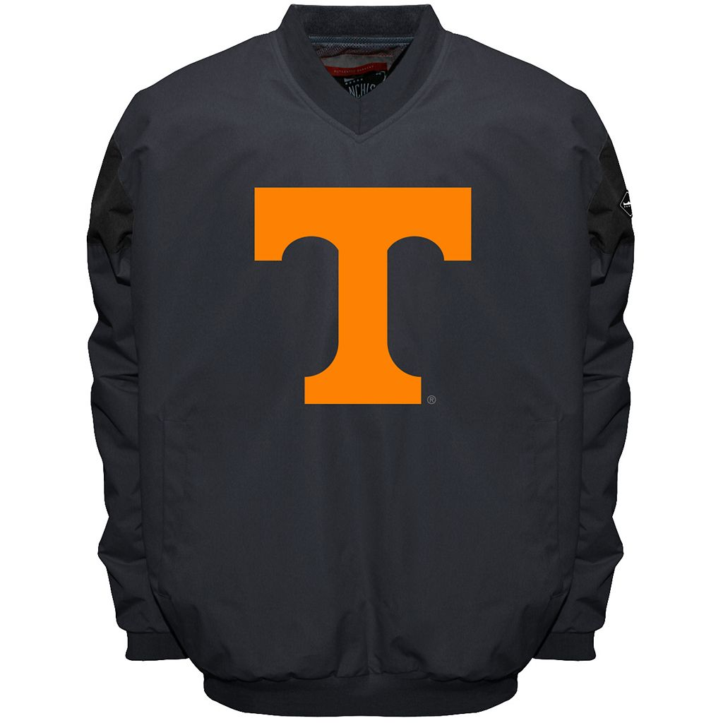 Men's Franchise Club Tennessee Volunteers Focus Windshell Pullover