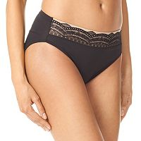 Women's Warner's No Pinching. No Problems. Lace Hi-Cut Panty RT7401P
