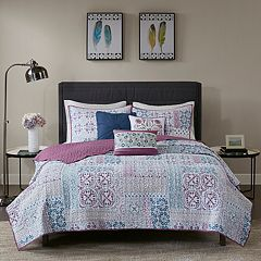 Madison Park 6-piece Alexandra Coverlet Set