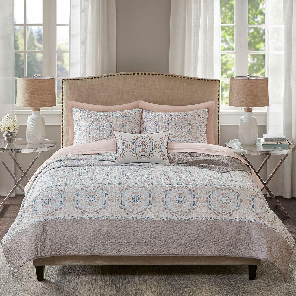 Madison Park Essentials Nima Coverlet Bed Set