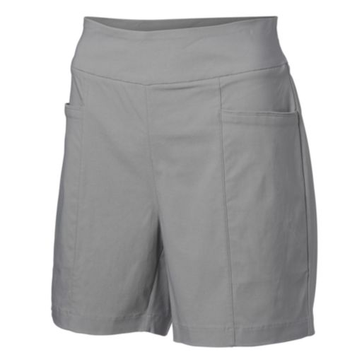 Plus Size Nancy Lopez Pully Golf Shorts