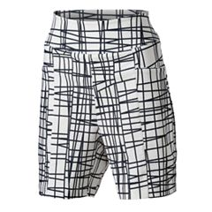 Plus Size Nancy Lopez Pully Golf Shorts