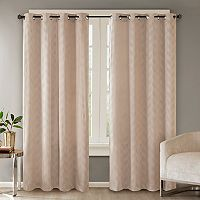 Madison Park Evadne Embossed Window Curtain