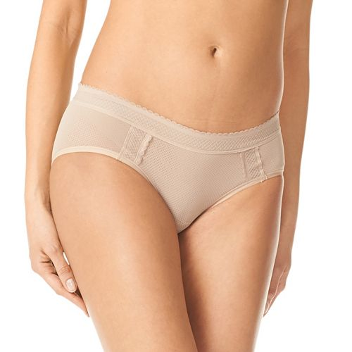 Women's Warner's Breathe Freely Hipster Panty RU4901P