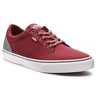 Vans Winston DX Men's Two-Tone Skate Shoes