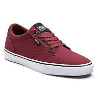 Vans Winston DX Men's Canvas Skate Shoes