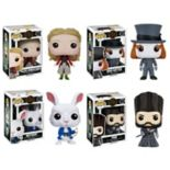 Funko POP! Alice: Through The Looking Glass Disney Collectors Set