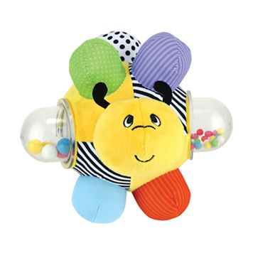 Kids Preferred Amazing Baby Bumble Bee Bumpy Ball