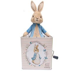 Kids Preferred 'Peter Rabbit' Peter Rabbit Jack-in-the-Box