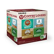 Keurig® K-Cup® Pod Coffee Lovers' Collection - 42 pk