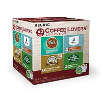 Keurig® K-Cup® Pod Coffee Lovers' Collection - 42-pk.