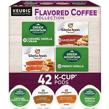 Keurig® K-Cup® Pod Flavored Coffee Collection - 42-pk.