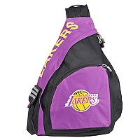 Northwest Los Angeles Lakers Lead Off Sling Backpack
