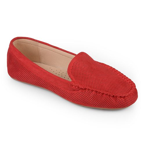 Journee Collection Halsey ... Women's Moccasins 2014 for sale clearance Inexpensive fashionable sale online pZgulY