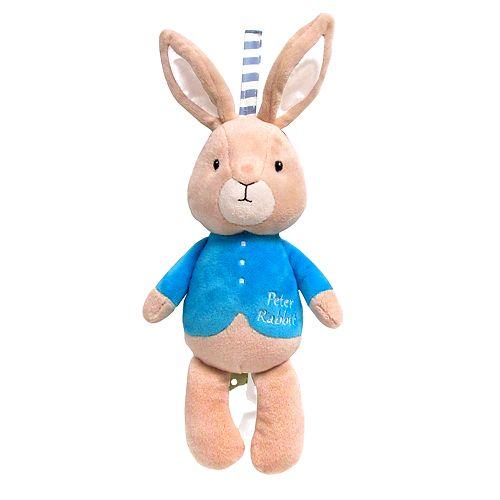 "Kids Preferred ""Peter Rabbit"" Peter Rabbit Musical Plush"