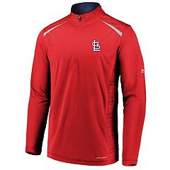 Men's Majestic St. Louis Cardinals Pullover