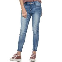 Juniors' Mudd® Skinny Ankle Jeans
