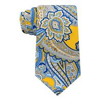 Croft & Barrow® Madras Patterns Tie - Men