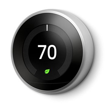 Google Nest 3rd Generation Learning Thermostat