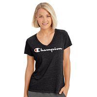 Women's Champion Authentic Burnout Short Sleeve Tee