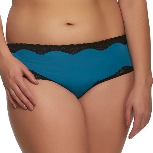 Paramour by Felina Evie Micro Lace Hipster Panty 735044