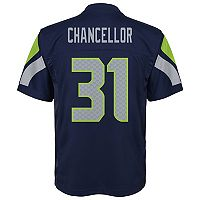 Boys 8-20 Seattle Seahawks Kam Chancellor Mid-Tier Jersey