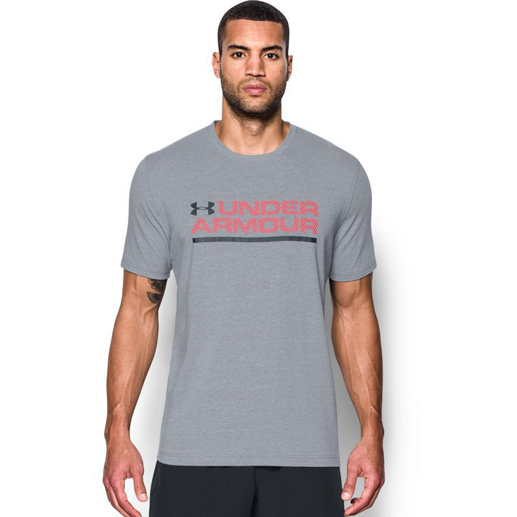 Men's Under Armour Shield Lockup Tee